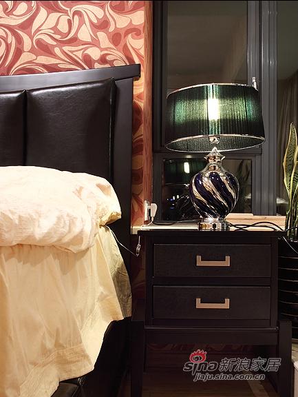 现代 三居 卧室图片来自装修微日记在【高清】8万打造105平现代雅致之家76的分享