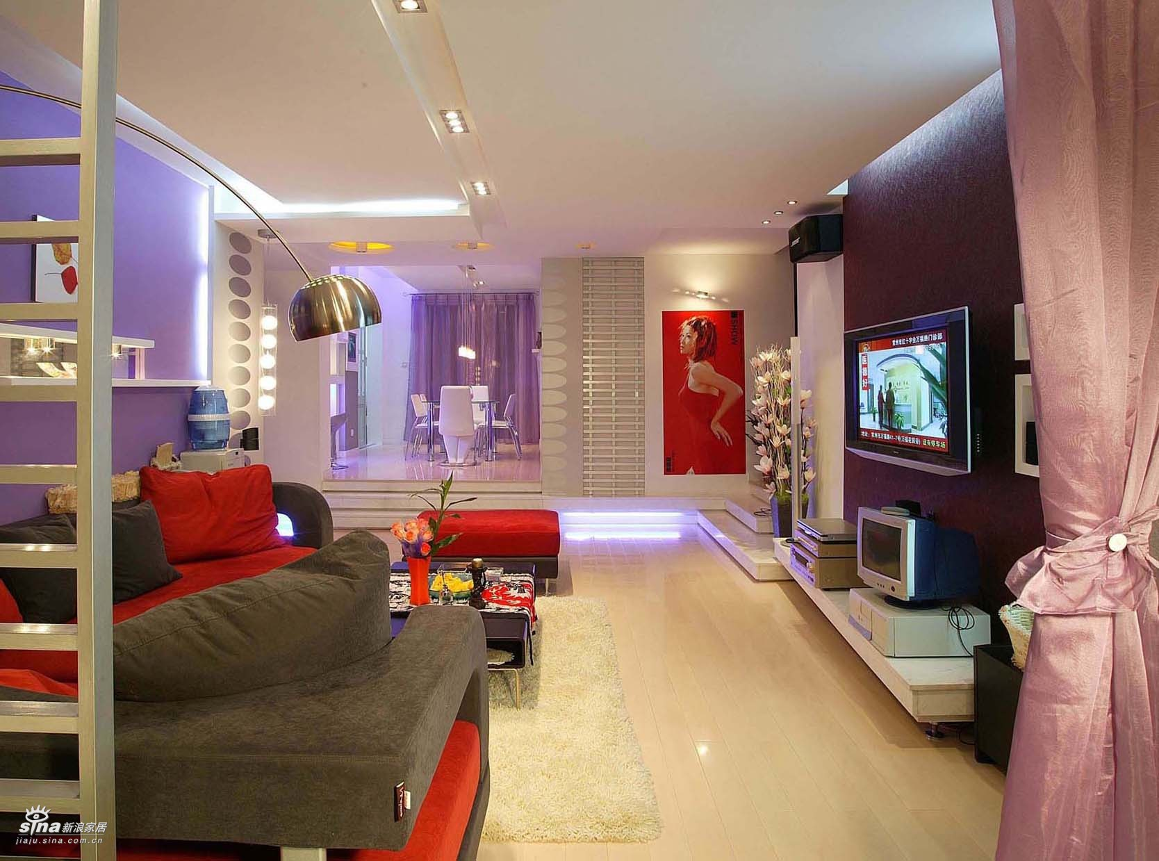 简约 二居 客厅图片来自用户2739153147在十里河设计师出品62的分享