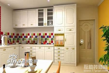 欧式 跃层 厨房图片来自用户2745758987在新古典主义欧风高雅生活99的分享
