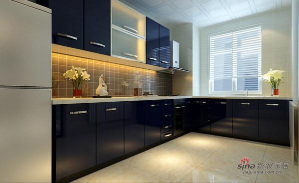 厨房大气设计