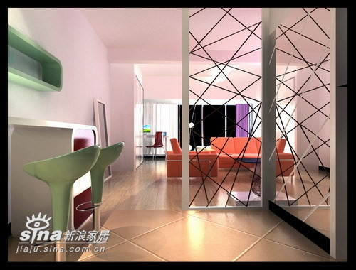 简约 一居 客厅图片来自用户2738093703在水星楼143的分享
