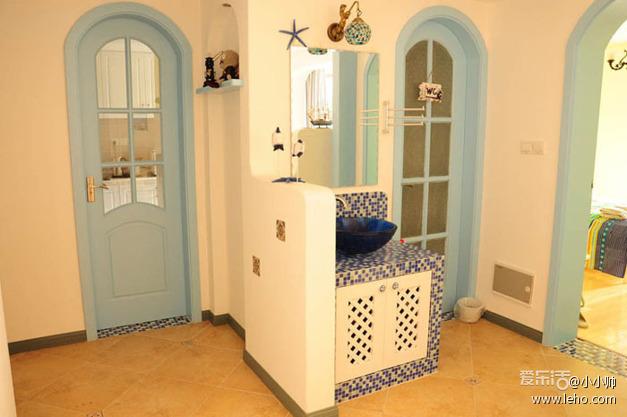 温暖 玄关 地中海图片来自用户2746948411在客厅的分享