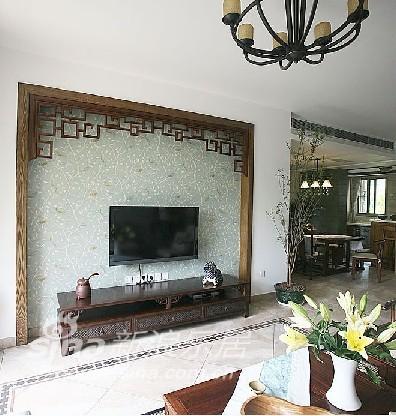 中式 其他 客厅图片来自用户1907661335在网友秀现代中式风格家55的分享