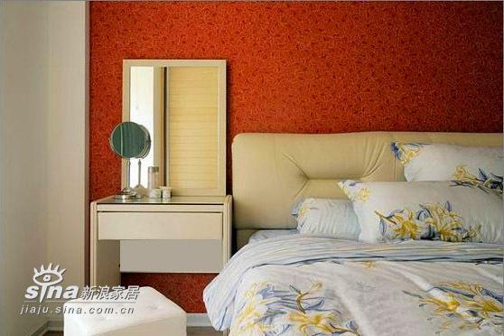 简约 三居 卧室图片来自用户2737735823在超漂亮的装修99的分享