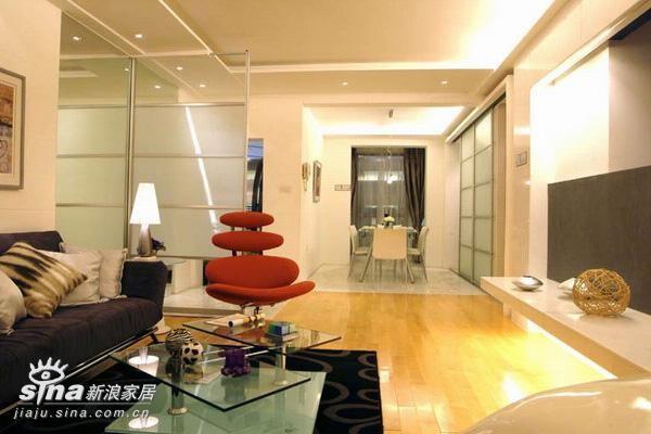 简约 四居 客厅图片来自用户2738093703在金家园样板间28的分享