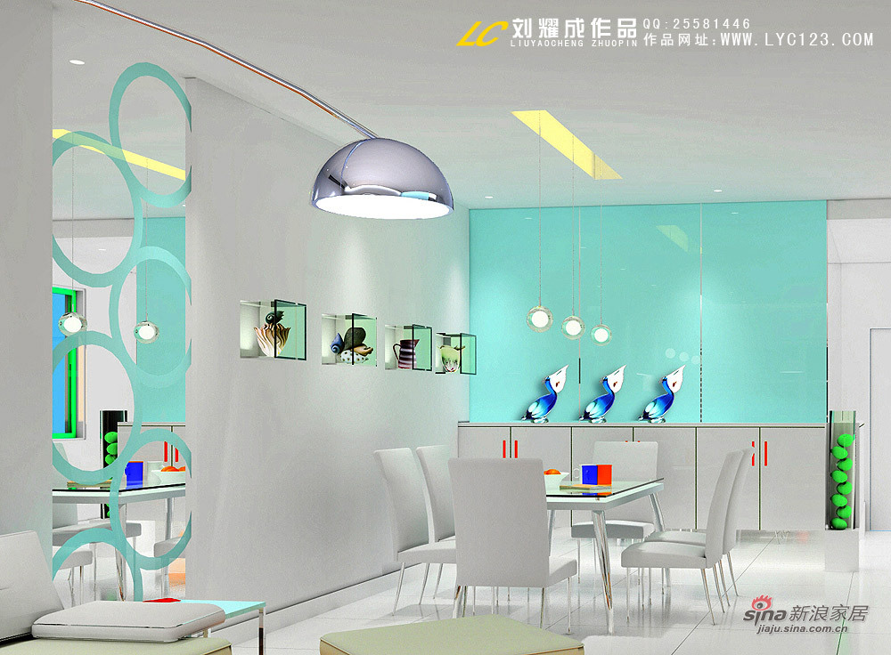 简约 三居 餐厅图片来自用户2737735823在我的专辑693896的分享