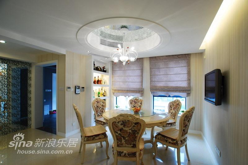 简约 别墅 餐厅图片来自用户2738820801在黑玫瑰之混搭别墅70的分享