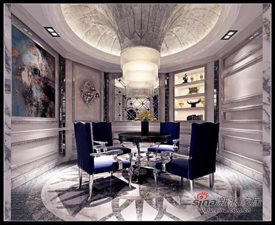港式 别墅 餐厅图片来自用户1907650565在93平港式爱情婚房别墅97的分享