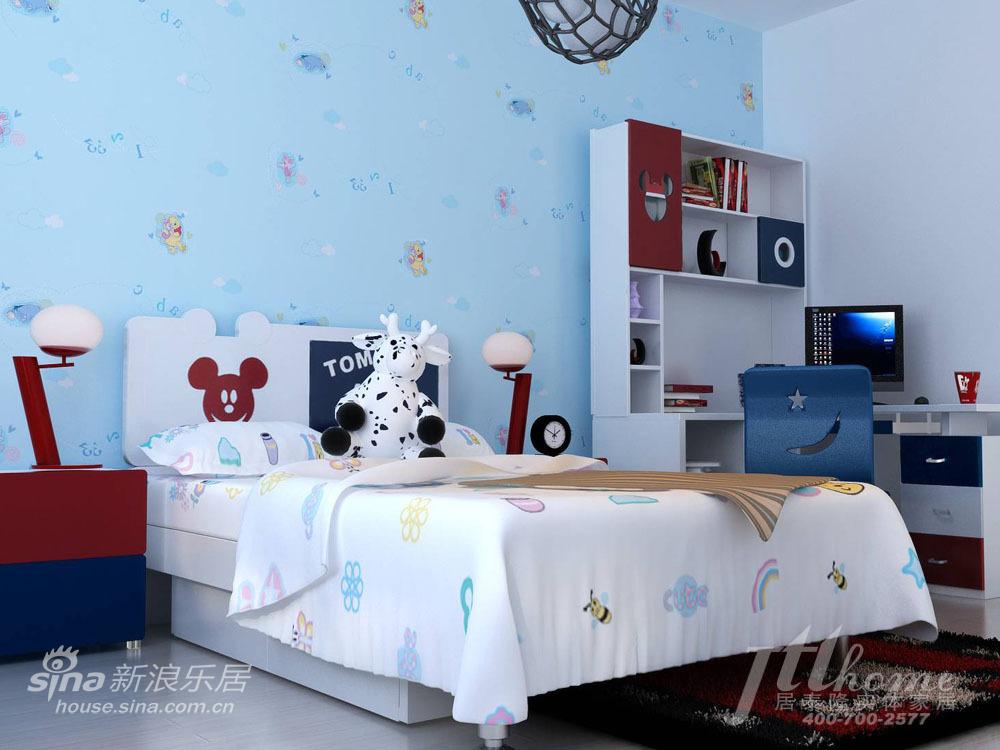 简约 三居 儿童房图片来自用户2737950087在遇见幸福二之幸福涟漪27的分享