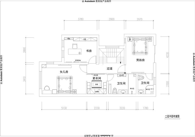 中式 别墅 其他图片来自用户1907658205在19万铸造孔雀城260平完美中式风格别墅64的分享