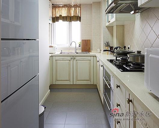 简约 二居 厨房图片来自用户2737786973在小两口12万打造90平华丽新家67的分享