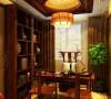 气势恢弘的中式风格别墅