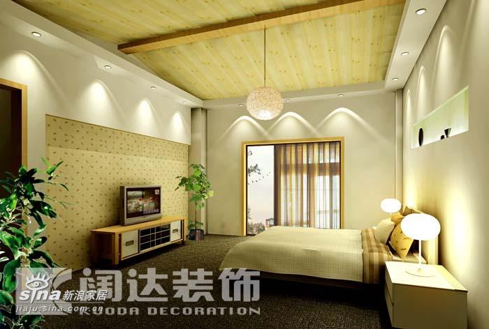 简约 一居 卧室图片来自用户2737759857在自然53的分享