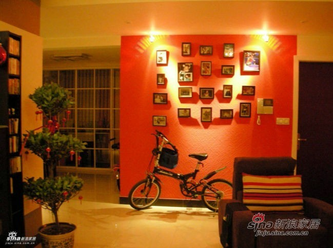 简约 二居 客厅图片来自用户2738845145在83平现代简约2居时尚爱家32的分享