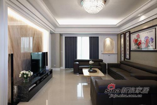 新古典 三居 客厅图片来自用户1907664341在中西合璧 打造吉祥富貴宅邸43的分享
