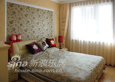 田园 二居 卧室图片来自用户2737791853在花色掩映,品味生活91的分享