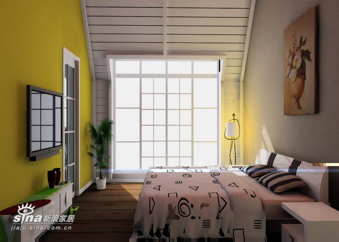 其他 别墅 卧室图片来自用户2557963305在实创装饰金地格林小镇户型设计方案10的分享