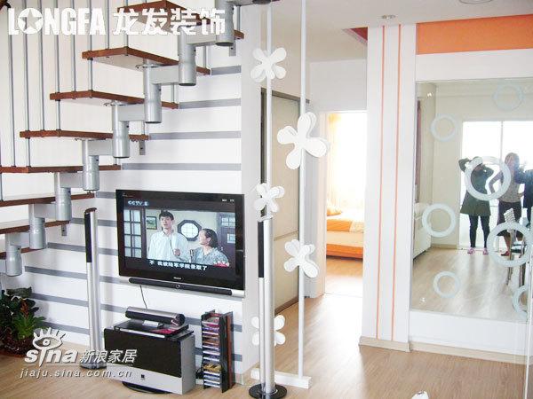 简约 跃层 客厅图片来自用户2737786973在梦幻阁楼24的分享