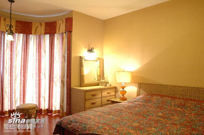 其他 三居 卧室图片来自用户2557963305在东南亚风格样板房69的分享