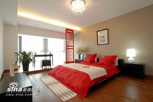 简约 一居 卧室图片来自用户2739378857在盛开的中式混搭奇葩93的分享