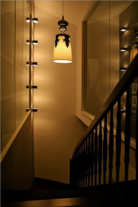 美式风格 楼梯