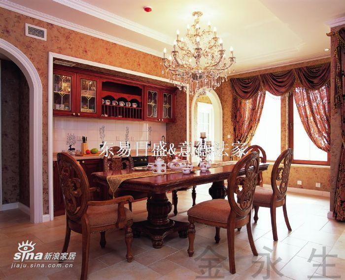 欧式 别墅 餐厅图片来自用户2746953981在壹仟栋35的分享