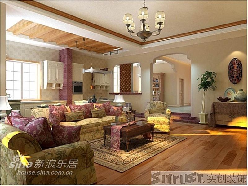 田园 别墅 客厅图片来自用户2557006183在威尼斯花园欧式设计87的分享