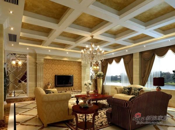 简约 loft 客厅图片来自用户2557979841在现代欧式大气1100平私宅27的分享