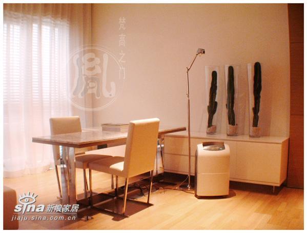 简约 跃层 餐厅图片来自用户2745807237在兰亭序二77的分享