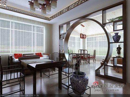 其他 别墅 书房图片来自用户2737948467在碧水庄园--中西合璧60的分享