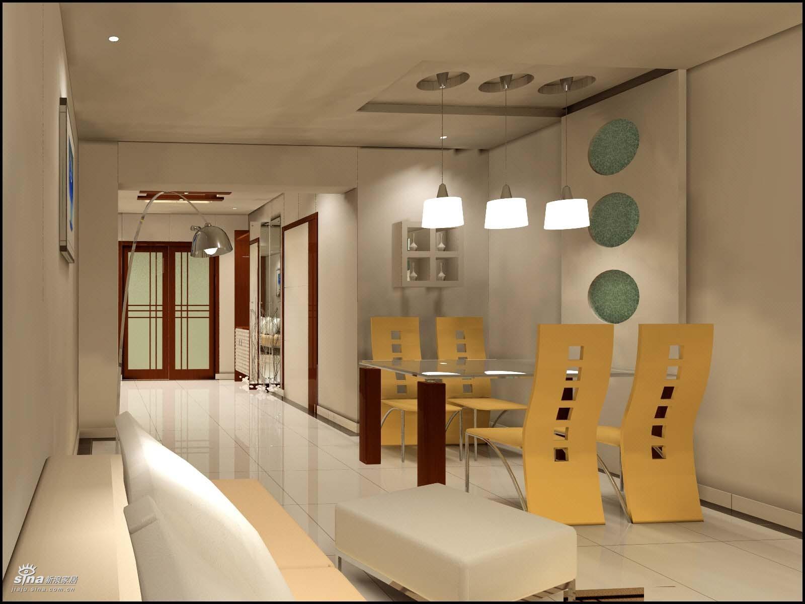 简约 二居 餐厅图片来自用户2739153147在艺术生活 文静色彩更具哲学57的分享