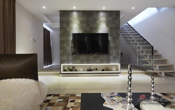 电视墙的设计 简单大方