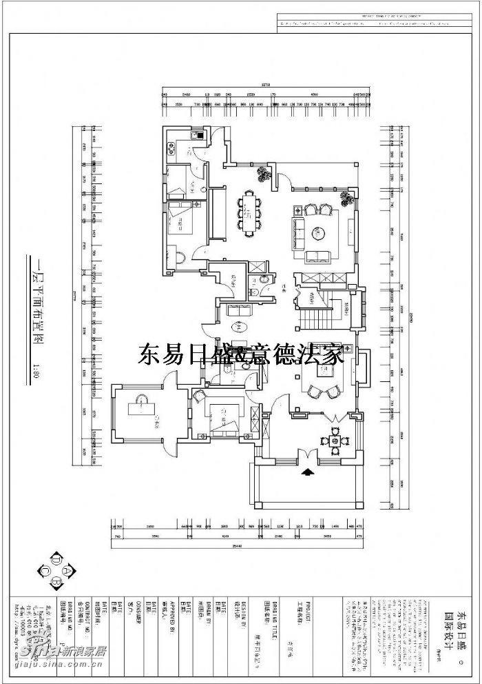 欧式 别墅 户型图图片来自用户2757317061在壹仟栋28的分享