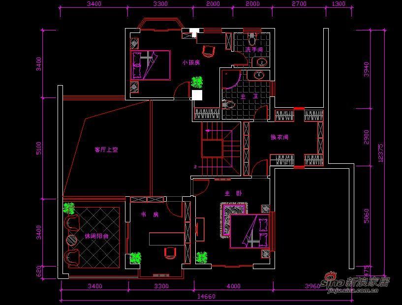 其他 别墅 客厅图片来自用户2737948467在280平怡心大气靓居53的分享