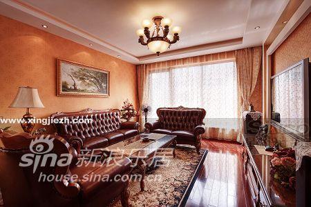 欧式 复式 客厅图片来自用户2745758987在万科四季花城30的分享