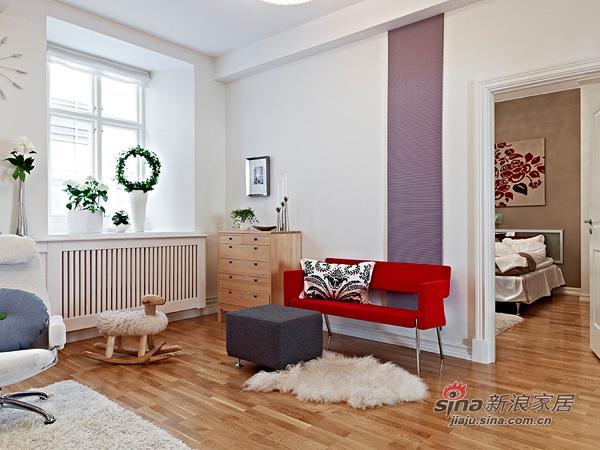 简约 二居 客厅图片来自用户2739081033在强悍女4万装70平精美二居29的分享