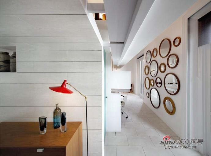 简约 别墅 客厅图片来自用户2745807237在功能合理的超现实白色魔力大宅97的分享