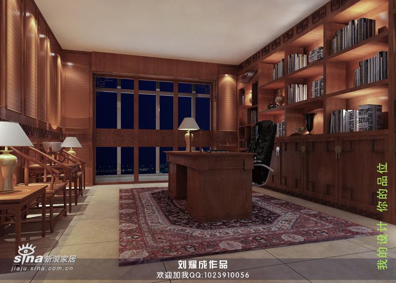 其他 复式 书房图片来自用户2558746857在品位低调奢华19的分享