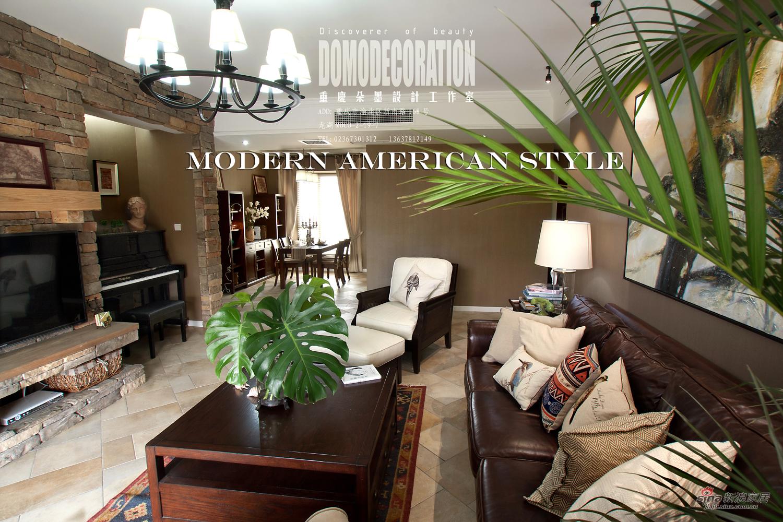 其他 三居 客厅图片来自朵墨设计在【高清】130平雅致美居休闲下午茶73的分享