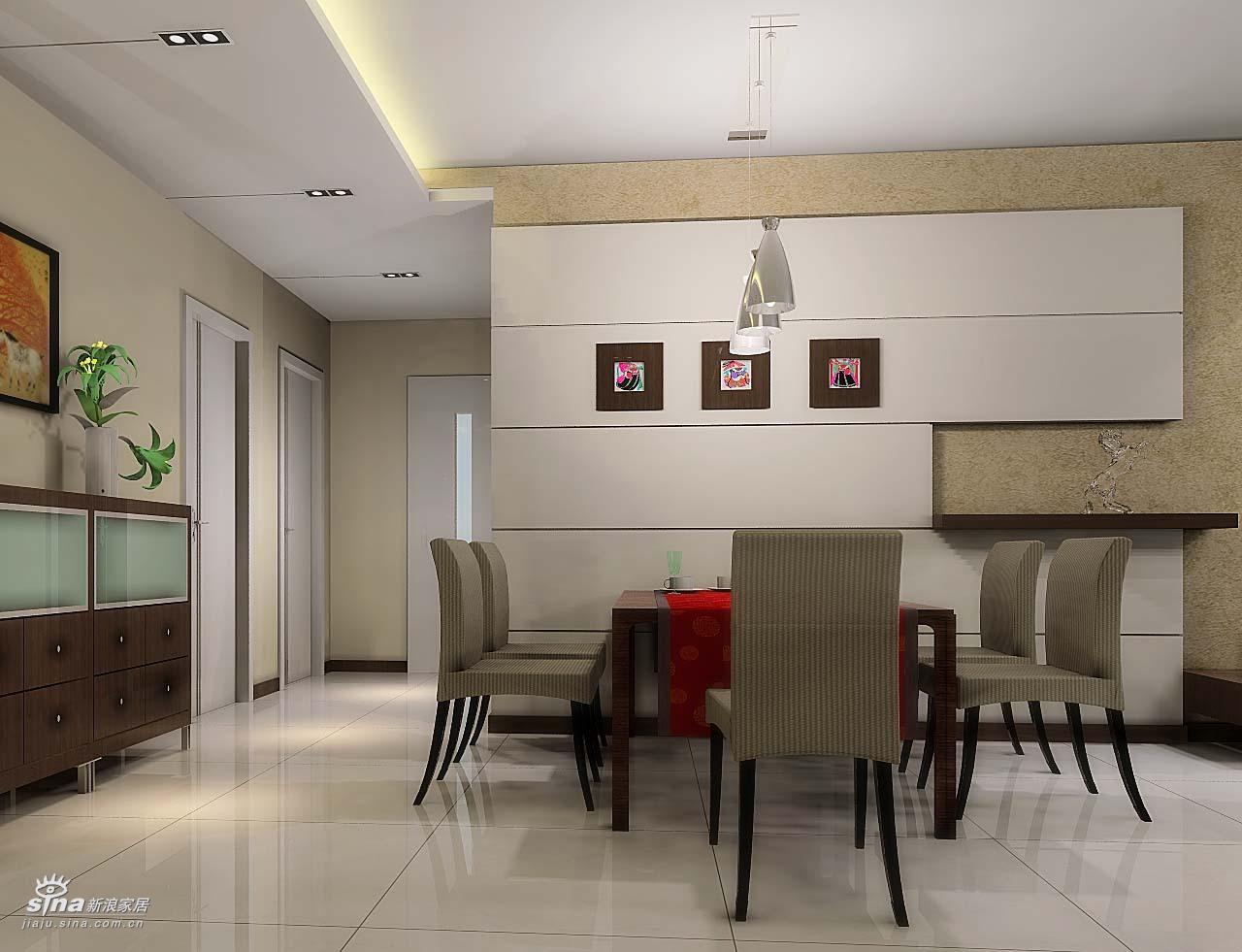 简约 二居 餐厅图片来自用户2739081033在金源设计师出品38的分享