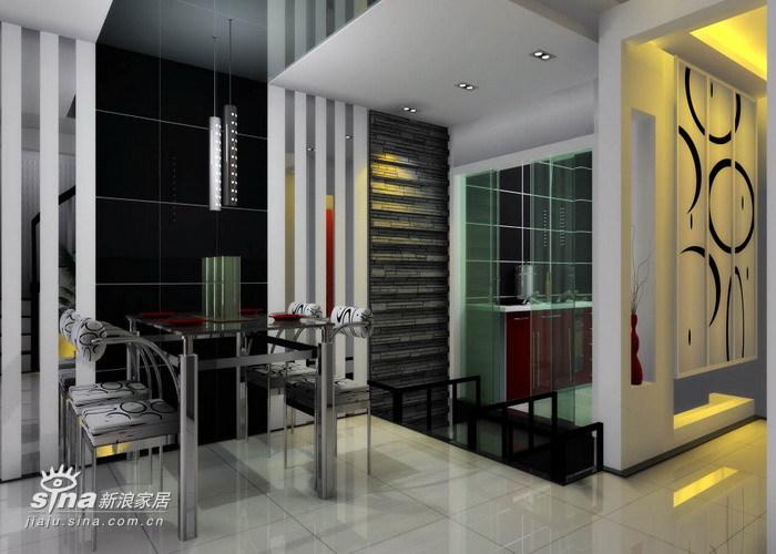 其他 别墅 餐厅图片来自用户2557963305在实创装饰金地格林小镇户型设计方案10的分享