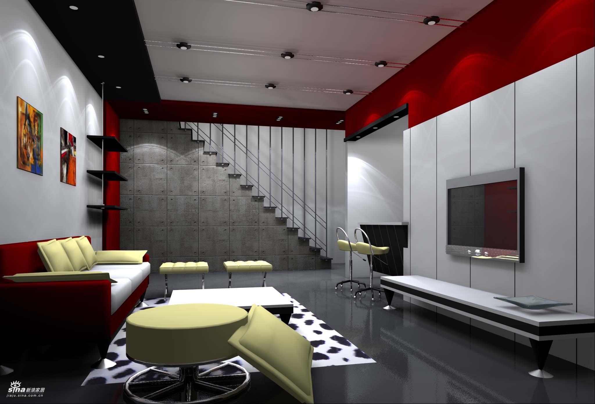 欧式 三居 客厅图片来自用户2772873991在轻舟总设计部13的分享