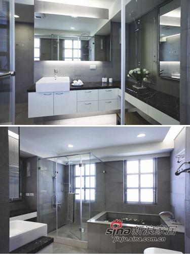 简约 三居 客厅图片来自用户2738093703在6万质感时尚大3居43的分享