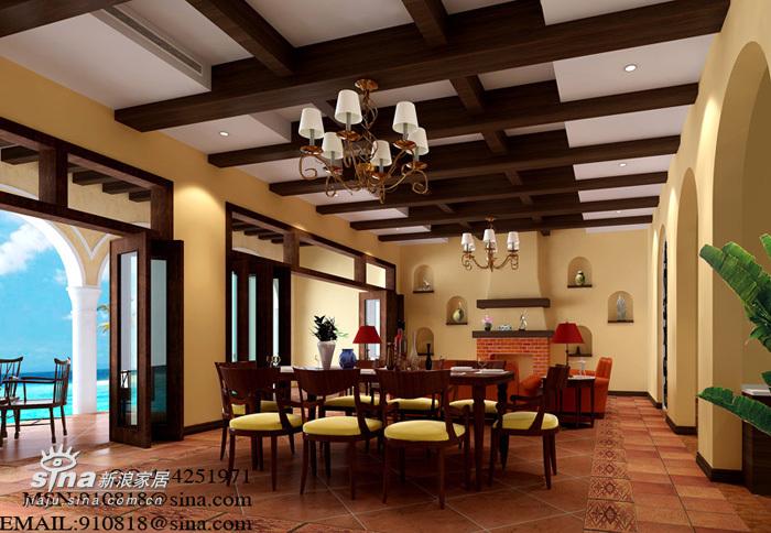 欧式 别墅 餐厅图片来自用户2772873991在欧式别墅48的分享