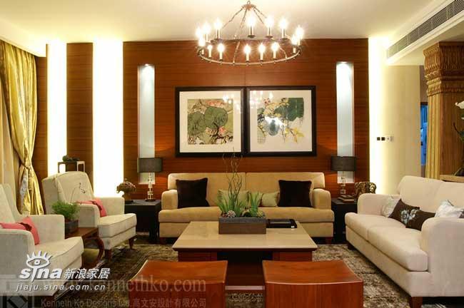 其他 别墅 客厅图片来自用户2557963305在上海李太别墅29的分享
