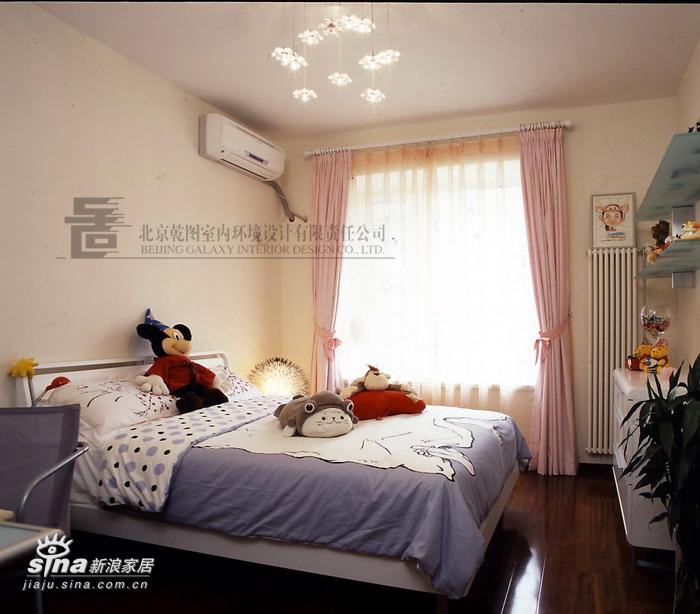 简约 一居 卧室图片来自用户2738813661在早期作品(简约)45的分享