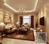 英特公寓三居室欧式风格