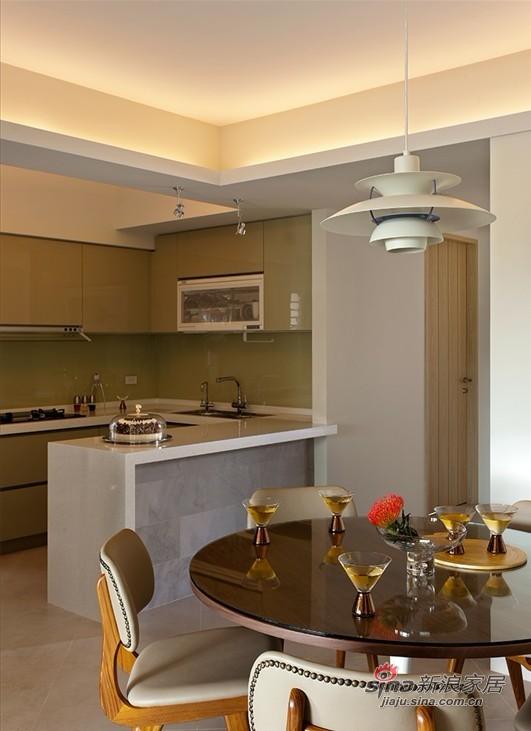 简约 二居 餐厅图片来自用户2737950087在5.7万装118平简约收纳大两居室45的分享