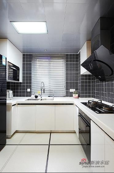 简约 复式 厨房图片来自用户2738813661在一套200平方简约低调奢华混搭四居室复式55的分享