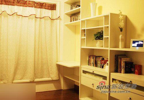 简约 二居 儿童房图片来自用户2737735823在软装5万打造95平韩式美窝47的分享
